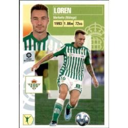 Loren Betis 17 Ediciones Este 2020-21