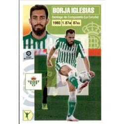 Borja Iglesias Betis 18 Ediciones Este 2020-21