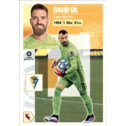 David Gil Cádiz 3 Ediciones Este 2020-21