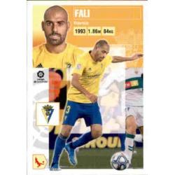 Fali Cádiz 6 Ediciones Este 2020-21
