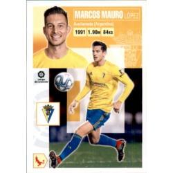 Marcos Mauro Cádiz 7 Ediciones Este 2020-21