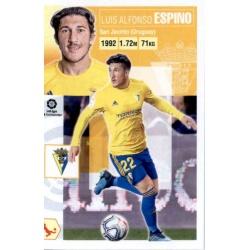 Espino Cádiz 8 Ediciones Este 2020-21