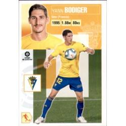 Bodiger Cádiz 10B Ediciones Este 2020-21