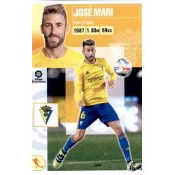 José Mari Cádiz 11 Ediciones Este 2020-21