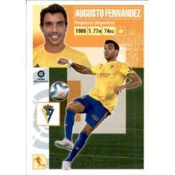 Augusto Fernández Cádiz 14 Ediciones Este 2020-21