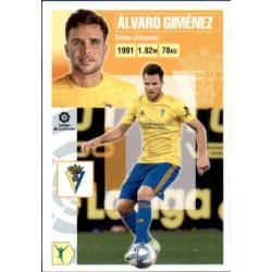 Álvaro Giménez Cádiz 17 Ediciones Este 2020-21