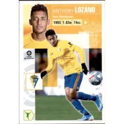 Lozano Cádiz 18 Ediciones Este 2020-21