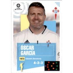 Óscar García Celta 1 Ediciones Este 2020-21