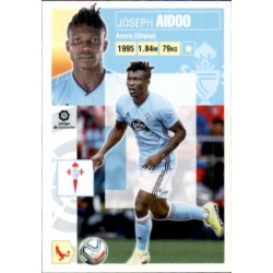 Aidoo Celta 9 Ediciones Este 2020-21