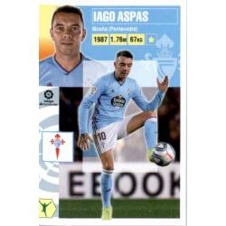 Iago Aspas Celta 17 Ediciones Este 2020-21