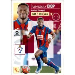 Diop Eibar 10 Ediciones Este 2020-21