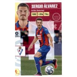 Sergio Álvarez Eibar 11 Ediciones Este 2020-21