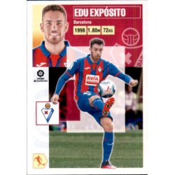 Edu Expósito Eibar 14 Ediciones Este 2020-21