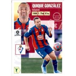 Quique González Eibar 17 Ediciones Este 2020-21