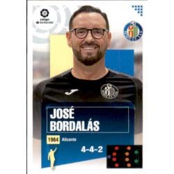 José Bordalás Getafe 1 Ediciones Este 2020-21