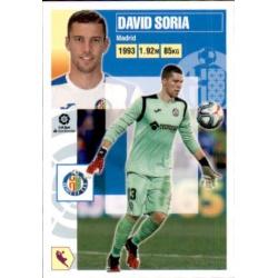 David Soria Getafe 2 Ediciones Este 2020-21