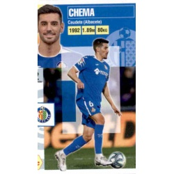 Chema Getafe 6 Ediciones Este 2020-21