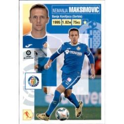 Maksimovic Getafe 13 Ediciones Este 2020-21
