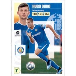 Hugo Duro Getafe 17B Ediciones Este 2020-21