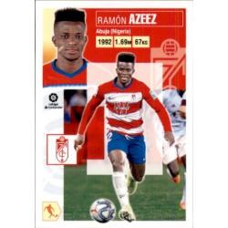 Azeez Granada 10 Ediciones Este 2020-21