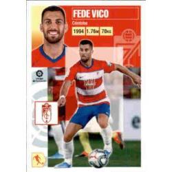 Fede Vico Granada 14 Ediciones Este 2020-21