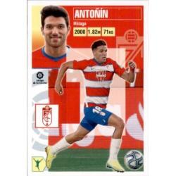 Antoñín Granada 17 Ediciones Este 2020-21