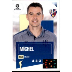 Michel Huesca 1 Ediciones Este 2020-21