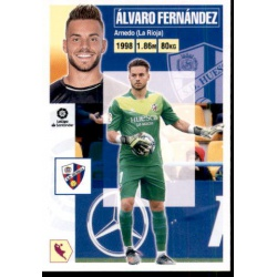 Álvaro Fernández Huesca 2 Ediciones Este 2020-21