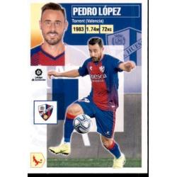 Pedro López Huesca 4 Ediciones Este 2020-21