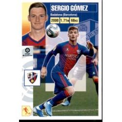 Sergio Gómez Huesca 12B Ediciones Este 2020-21