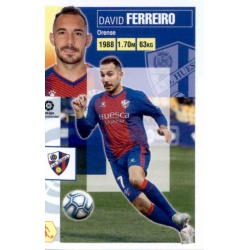 Ferreiro Huesca 15 Ediciones Este 2020-21