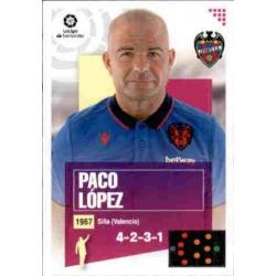 Paco López Levante 1 Ediciones Este 2020-21