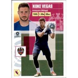 Koke Vegas Levante 3 Ediciones Este 2020-21