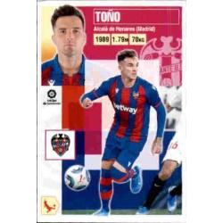 Toño Levante 8 Ediciones Este 2020-21