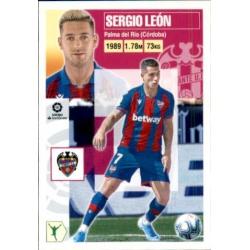 Sergio León Levante 15B Ediciones Este 2020-21