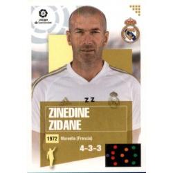 Zinedine Zidane Real Madrid 1 Ediciones Este 2020-21