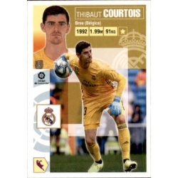 Courtois Real Madrid 2 Ediciones Este 2020-21