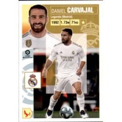 Carvajal Real Madrid 4 Ediciones Este 2020-21