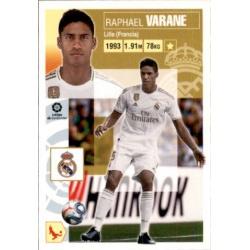Varane Real Madrid 5 Ediciones Este 2020-21
