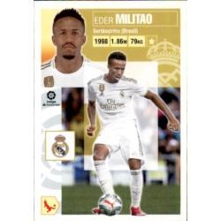 Militao Real Madrid 6A Ediciones Este 2020-21