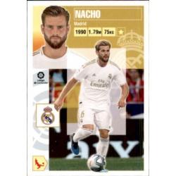 Nacho Real Madrid 6B Ediciones Este 2020-21