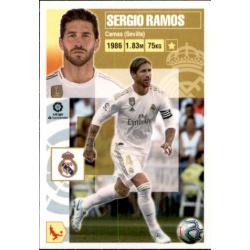 Sergio Ramos Real Madrid 7 Ediciones Este 2020-21