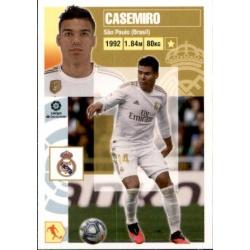 Casemiro Real Madrid 10 Ediciones Este 2020-21