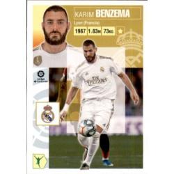 Benzema Real Madrid 18 Ediciones Este 2020-21