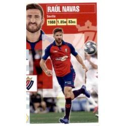 Raúl Navas Osasuna 6B Ediciones Este 2020-21
