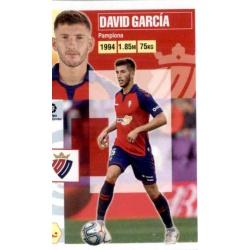 David García Osasuna 7 Ediciones Este 2020-21