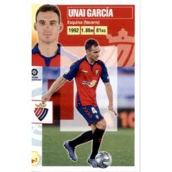 Unai García Osasuna 8 Ediciones Este 2020-21