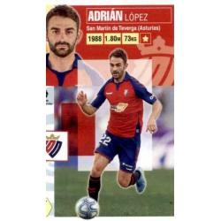 Adrián Osasuna 16A Ediciones Este 2020-21