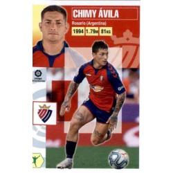 Chimy Avila Osasuna 17 Ediciones Este 2020-21