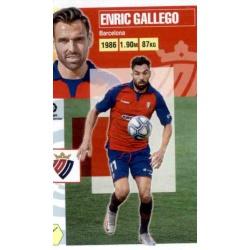 Enric Gallego Osasuna 18 Ediciones Este 2020-21